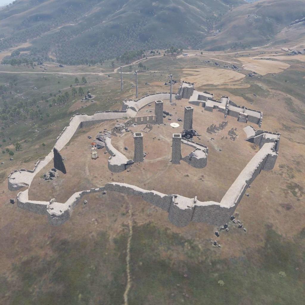 Миссия Старая Крепость (общий вид)